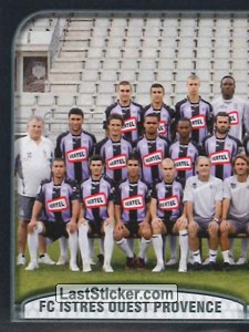 Equipe (puzzle 1) (FC Istres Ouest Provence)