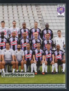 Equipe (puzzle 2) (FC Istres Ouest Provence)