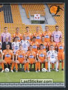 Equipe (puzzle 2) (Stade Lavallois Mayenne FC)