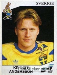 Kennet Andersson Net Worth