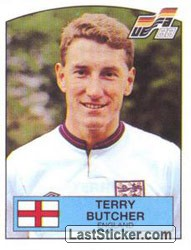 TERRY BUTCHER (ENG)