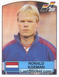 RONALD KOEMAN (NED)