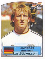 ANDREAS BREHME (GER)