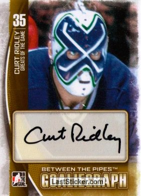 Curt Ridley (Greats of the Game)