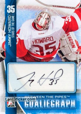 Jimmy Howard (Stars of the Game)