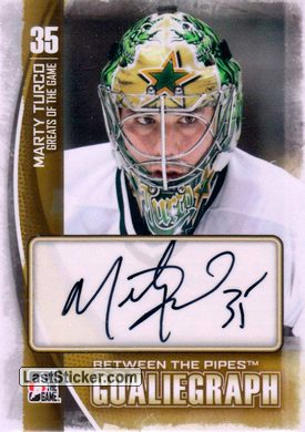 Marty Turco (Stars of the Game)