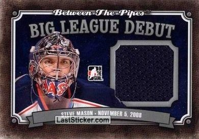 Steve Mason (Big League Debut)