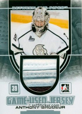 Anthony Brodeur (Game-Used Jersey)