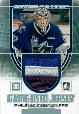 Philippe Desrosiers (Game-Used Jersey)