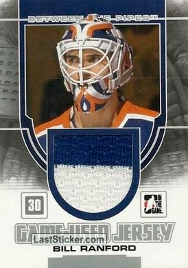 Bill Ranford (Game-Used Jersey)