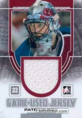 Patrick Roy (Game-Used Jersey)