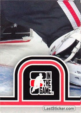 Corey Crawford LM (Redemption Puzzle card)