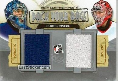 Curtis Joseph (Pack Your Bags)