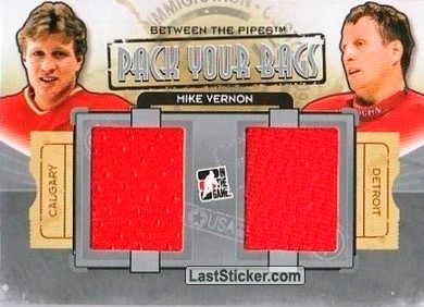 Mike Vernon (Pack Your Bags)