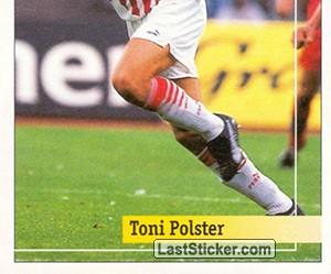 Toni Polster (puzzle 2) (Top-Stars in Action)