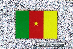 Flag of Cameroon (Cameroon)