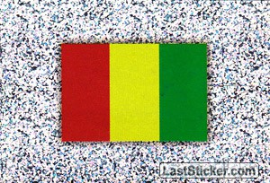Flag of Guinea (Guinea)