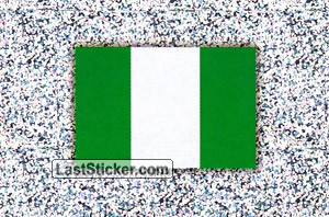 Flag of Nigeria (Nigeria)