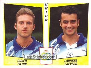 Didier Fierin - Laurens Laevers (Union)