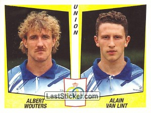 Albert Wouters - Alain van Lint (Union)