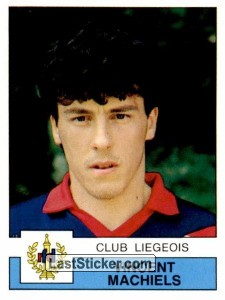 Vincent Machiels (Club Liegeois)