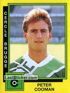 Peter Cooman (Cercle Brugge)