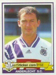 Marc Degryse (Anderlecht S.C.)