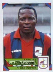 Jacques Kingambo (Club Liegeois)