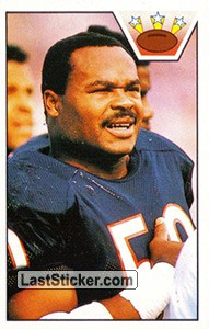 Mike Singletary (1988 All-Pros)