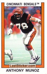 Anthony Munoz (Cincinnati Bengals)