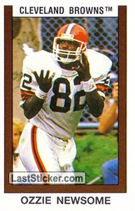 Ozzie Newsome (Cleveland Browns)