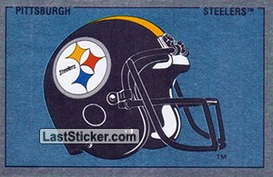 Team Helmet (Pittsburgh Steelers)
