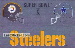 Super Bowl X (History of the Super Bowl)