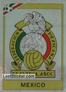 Badge Mexico (Mexico)