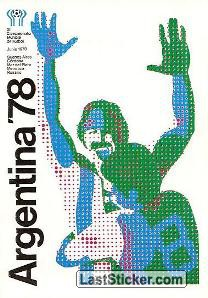 Poster Argentina 1978 (History)