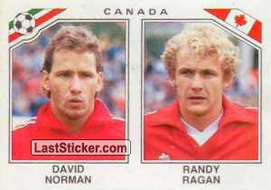 David Norman - Randy Ragan (Canada)