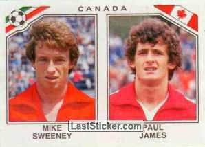 Mike Sweeney - Paul James (Canada)