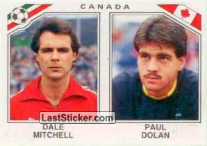 Dale Mitchell - Paul Dolan (Canada)
