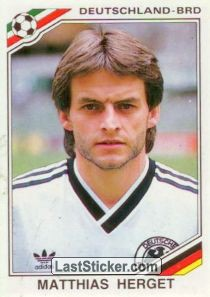 Matthias Herget (West Germany)