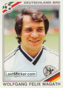 Wolfgang Felix Magath (West Germany)