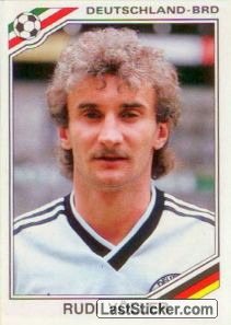 Rudi Voller (West Germany)