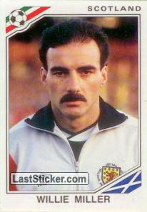 Willie Miller (Scotland)