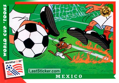Mexico (Base card)