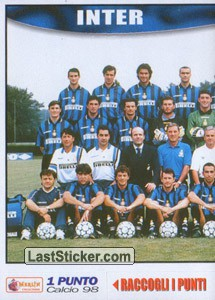 Inter team (left) (Inter)