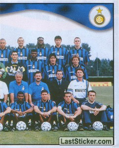 Inter team (right) (Inter)