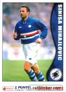 Sticker No.349 (Sampdoria)
