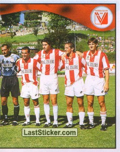 Vicenza team (right) (Vicenza)
