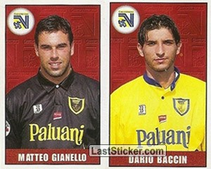 Sticker No.443 (Chievo)
