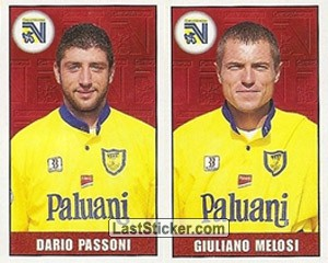 Sticker No.446 (Chievo)