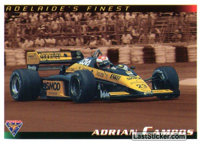 Adrian Campos (Drivers)
